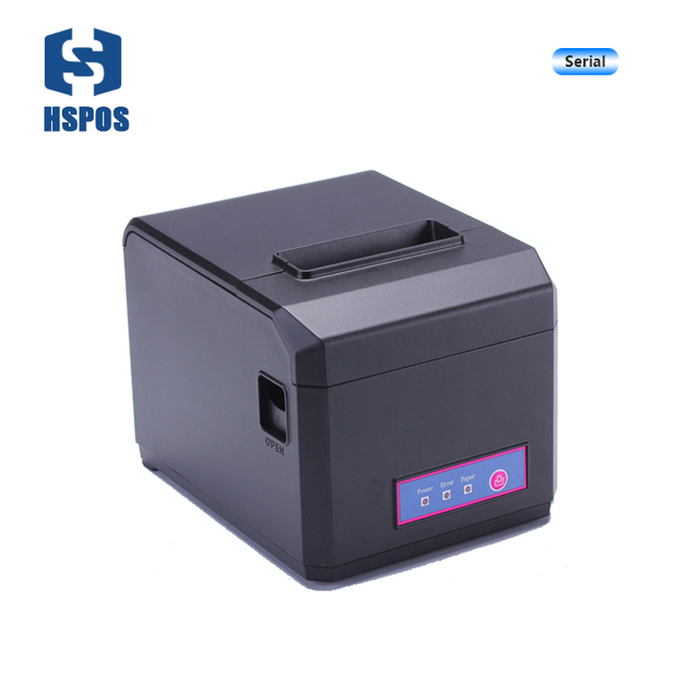 US $70 0 |3 inch RS232 china price pos 80 printer thermal driver support  LOGO Graphical download desktop printer cutter used in restaurant in 3 inch