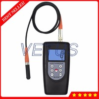 Digital Zinc Coating Thickness Measurement With Paint Thickness Gauge Meter Tester F NF Type CM 1210A
