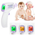 Muti-fuction Baby/Adult Digital Termomete Infrared Forehead Ears Body Thermometer Gun Non-contact Temperature Measurement Device