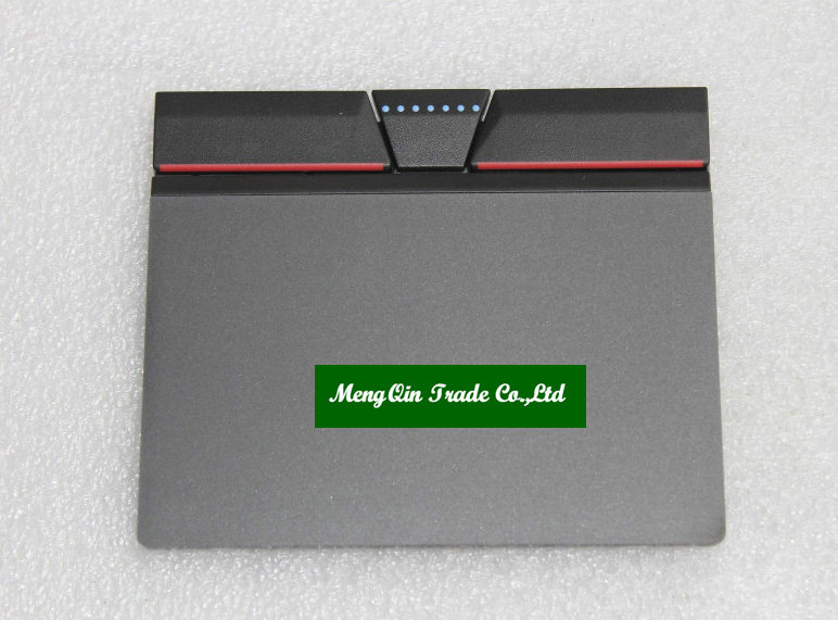 NEW/Orig For Lenovo Thinkpad T560 P50S T460 Touchpad Clickpad Mouse Pad with Three Keys Button evan picone new turquoise three button crepe blazer 6 $129 dbfl