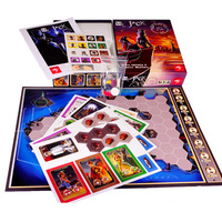 Mr Jack In New York Version Board Game Cards Game Send English Instructions