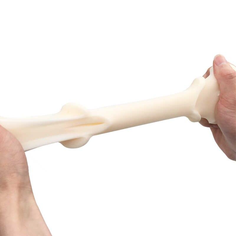 Erkek Masturbator Vajina Anal Plug Silikon Yumuşak Sıkı Kedi Erotik yetişkin oyuncaklar Seks Oyuncakları Erkekler için Masturbador Masculino Butt Plug