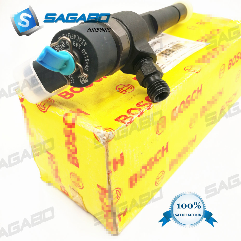 Genuine and new Common Rail injector 0445110183 FOR Bosch OPEL FIAT VAUXHALL Fuel Inject. Controls & Parts     - title=