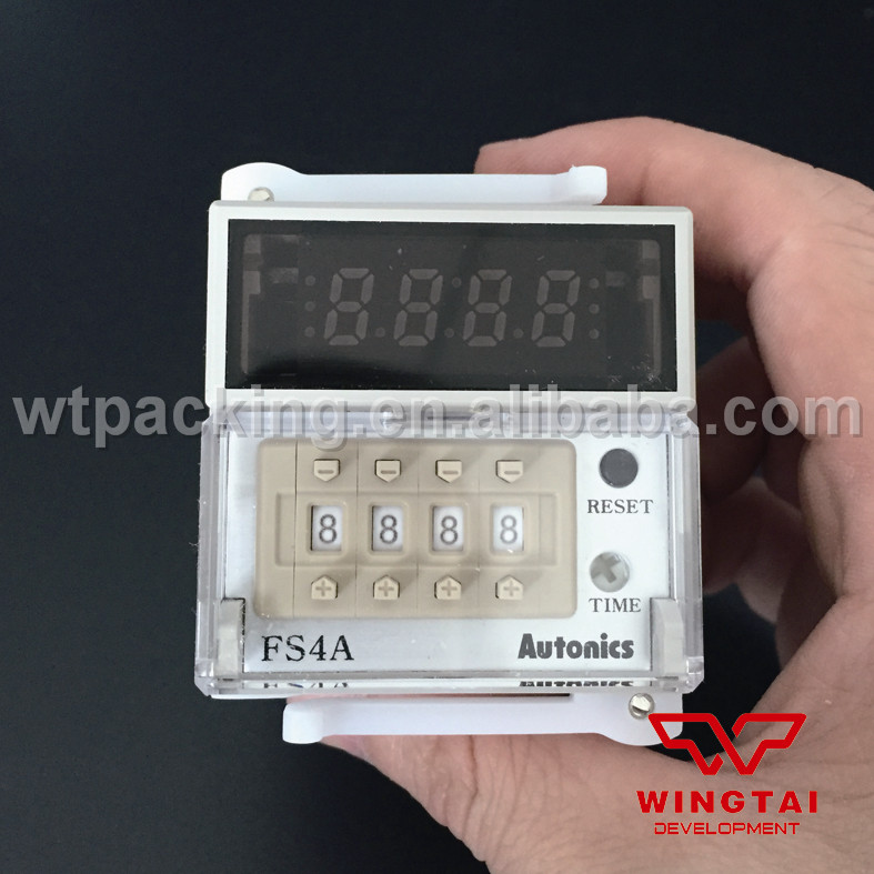 48*48mm Digital Counters AUTONICS FS4A 4 Digits Counter