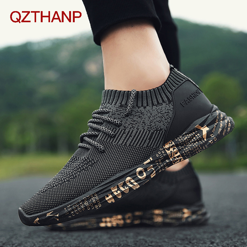 Men Sneakers Casual Flats Shoes Soft Fashion Male Comfortable Outdoor Footwear Chaussures Men Zapatos Male Shoes