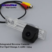 Liandlee Car Backup Parking Camera For Opel Omega A 1986~1994 Rear View Rearview Reverse / Integrated SONY CCD HD