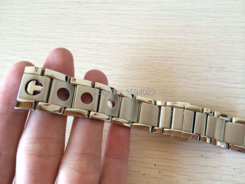 Banda de reloj T91 de 20 mm (hebilla de 18 mm) Banda de acero - Accesorios para relojes - foto 4
