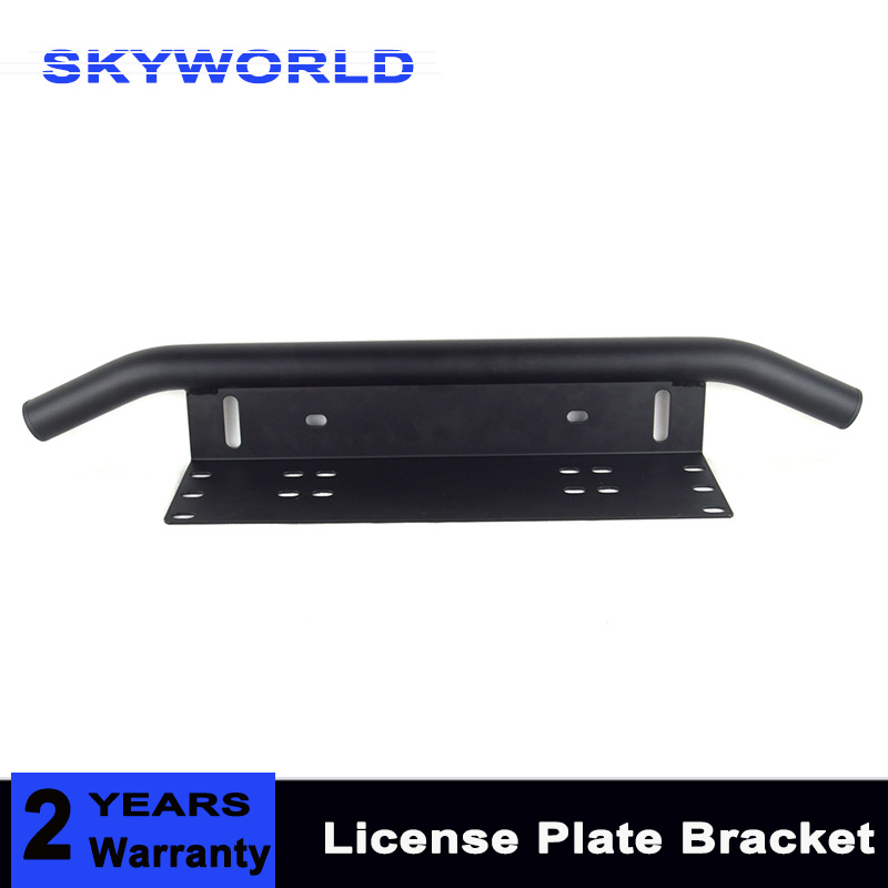 23 Bull Bar Car SUV Off-road Front Bumper License Plate Mount Bracket Holder Offroad Light Bar ATV UTV UAZ Work Light23 Bull Bar Car SUV Off-road Front Bumper License Plate Mount Bracket Holder Offroad Light Bar ATV UTV UAZ Work Light