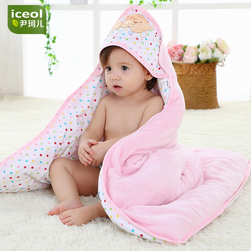 Newborn Flannel Baby Swaddles Autumn Organic Color Cotton Boy Girl Infant Wrap Winter Sleepsacks Swaddleme Soft Bedding flannel newborn baby swaddles blanket autumn organic color cotton boy girl infant wrap winter blankets swaddling soft bedding