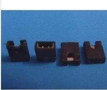 Бесплатная доставка, 100 шт./лот, шаг 2,0 мм, Однорядный штырь с короткими отверстиями
