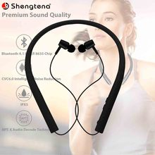 ФОТО shengtena bluetooth headphones stn-760 wireless headphone sports bass bluetooth earphone with mic for phone iphone xiaomi