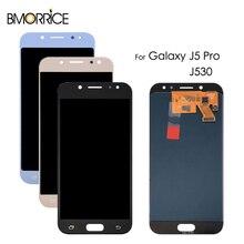 AMOLED/TFT For Samsung Galaxy J5 Pro 2017 J530 J530F SM-J530F J530FM LCD Display Touch Screen Digitizer Assembly Adjust Bright цена и фото