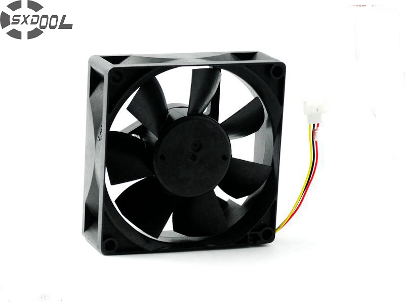 SXDOOL CA1321-H01 Melco MMF-08C24ES RM1 80mm 8025 DC24V 0.16A server inverter cooling fan тени для век essence live laugh celebrate eyeshadow 01 цвет 01 best friends are forever variant hex name dcc3c3