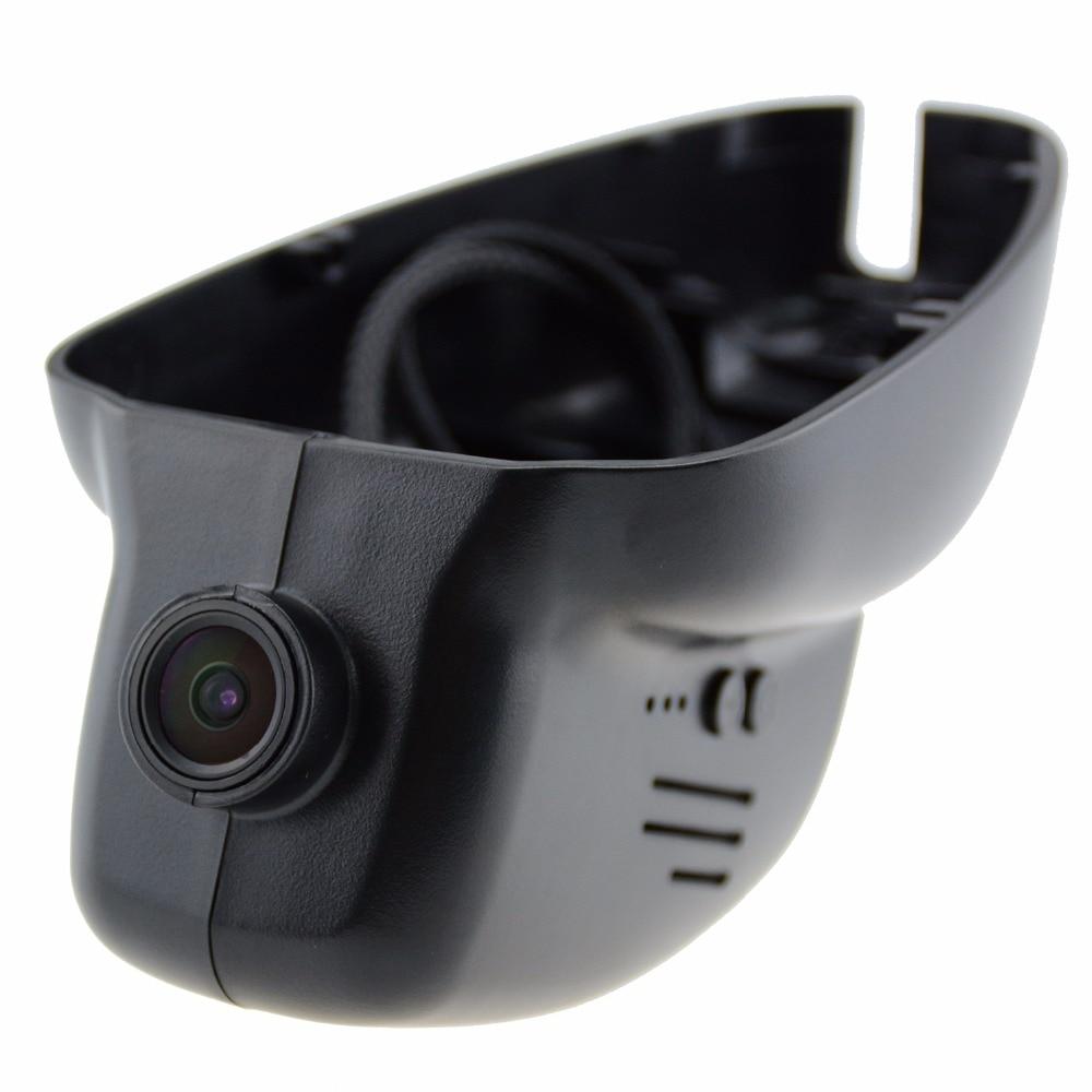 imágenes para Coche DVR Registrator Rociada Leva de la Cámara de Vídeo Digital Grabadora de Noche 1080 P Novatek 96658 IMX 323 JOOY A1 WiFi para LAND ROVER JAGUAR