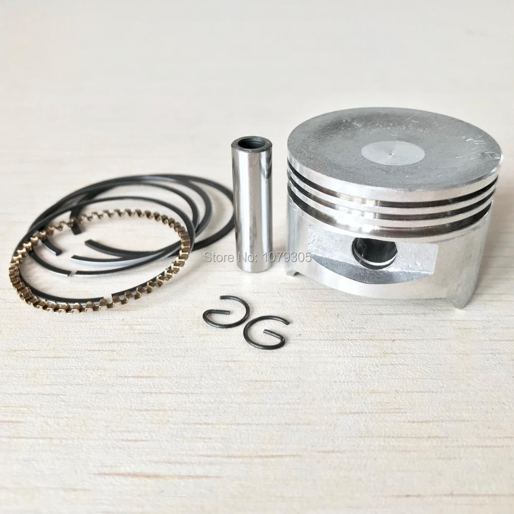 140 Engine Piston Kit 40mm With Piston Ring Set For Brush Cutter Trimmers Motor Brushcutters Repalcement Parts
