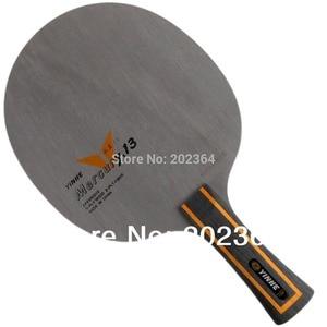 Galaxy Milky Way Yinhe Mercury.13 Y-13 Loop+Attack Table Tennis Blade for PingPong Racket