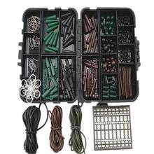 Assorted Carp Fishing Accessories Tackle Boxes For Hair Rig Combo Box Stoppers Activing Sep 5