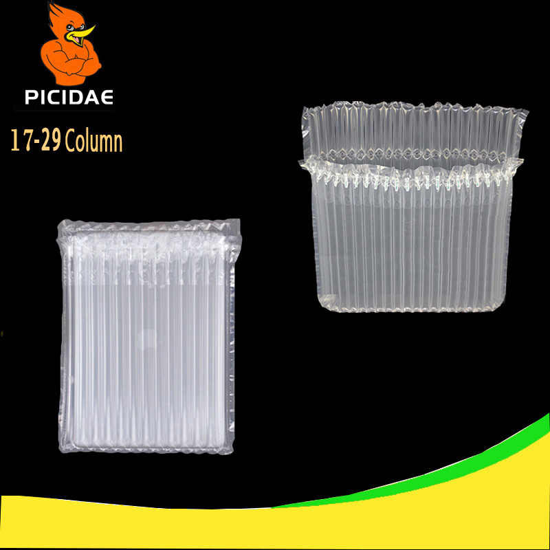 17-29 Column Air Column Bubble Inflatable Bag Buffer Cushion Large Shockproof Protection Logistics Packaging Balloon Single Mail