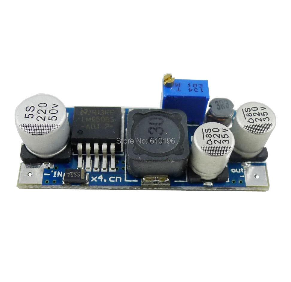 Low Ripple Lm2596 Converter Dc 4v To 40v Adjustable Step Down 125v 25v 15a Lm317 Power Supply Getsubject Aeproduct