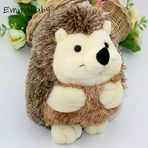 Emmababy Brand New Kids Baby Girls Boys Cute 7in Plush Hedgehog