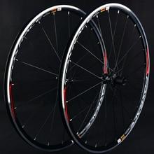 Road Bike Wheel Set FOXRACE R2 25 Racing 120 Ring Overrun 11 Speed Bike Wheel Group