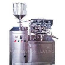 CE GFG-A 50 мл-150 мл силикагель гидравлический высокоскоростной Тип автоматическая машина для наполнения и запайки машина для наполнения жидкостью
