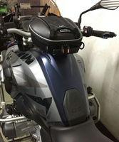 BikeGP Motorcycle Tank Bags Fits Bmw R1200gs LC 2013 2018 Mobile Navigation Bag Send Waterproof Bag
