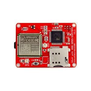 Image 3 - Elecrow 32u4 مع A9G GPRS/GSM/وحدة GPS رباعية الفرقة 3 واجهات لتقوم بها بنفسك عدة ATMEGA جهاز استشعار لتحديد المواقع وحدات لاسلكية IOT المتكاملة