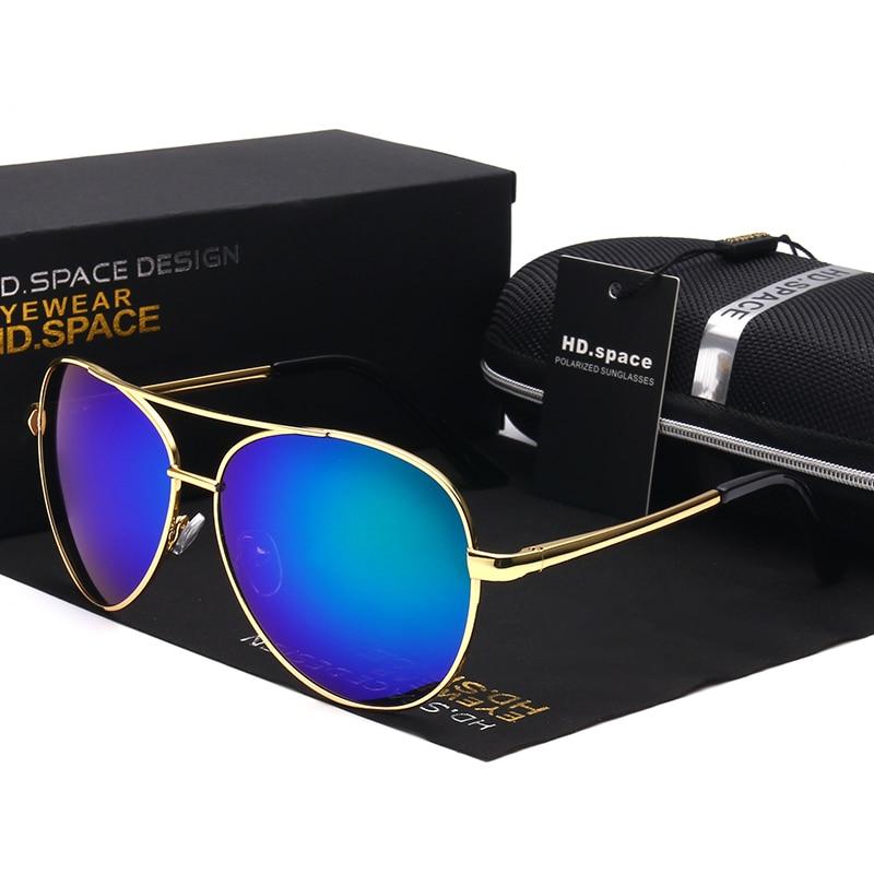 Occhiali da sole polarizzati donna occhiali da sole firmati di marca da donna per Driver oculos feminino UV400 occhiali da sole da uomo