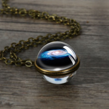 Double Sided Universe Pendant