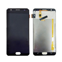 Black White 5 5inch For Oukitel K6000 Plus LCD Display And Touch Screen Screen Digitizer Assembly