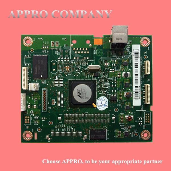 ФОТО Genuine refurbished Laserjet Pro 400 M401 M401D M401A printer Formatter Board Logic Board Main Board CF148-60001 for HP