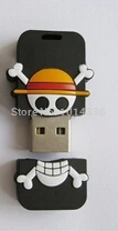 cartoon private skull usb flash drive Black ghost 8GB16GB 32GB Flash Drive Pen Memory Stick /Card/ Pendrive S357#21