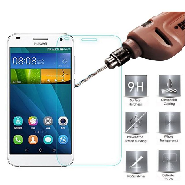 MRGO Tempered Glass for Huawei Honor 6x Phone Screen Protector 9H 2.5D...