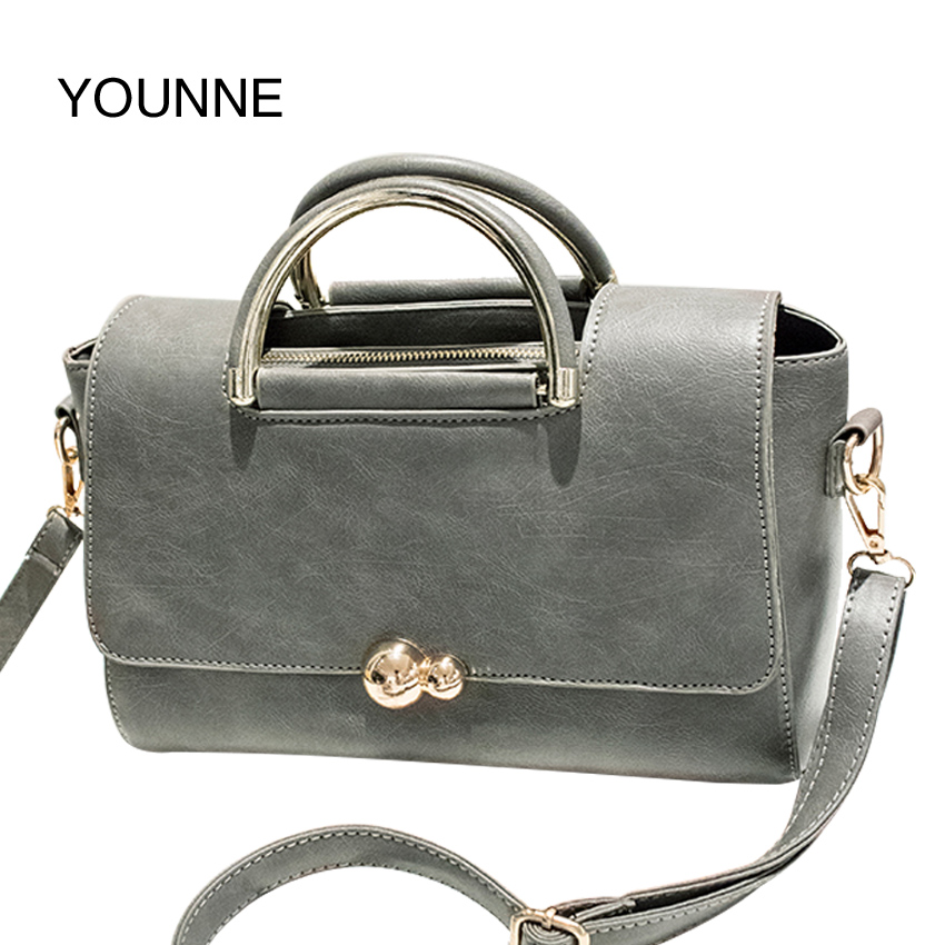 YOUNNE Famous Brand PU Leather Female Bag Fashion Women Messenger Bags High Quality Designer Women Bag small Crossbody Bag