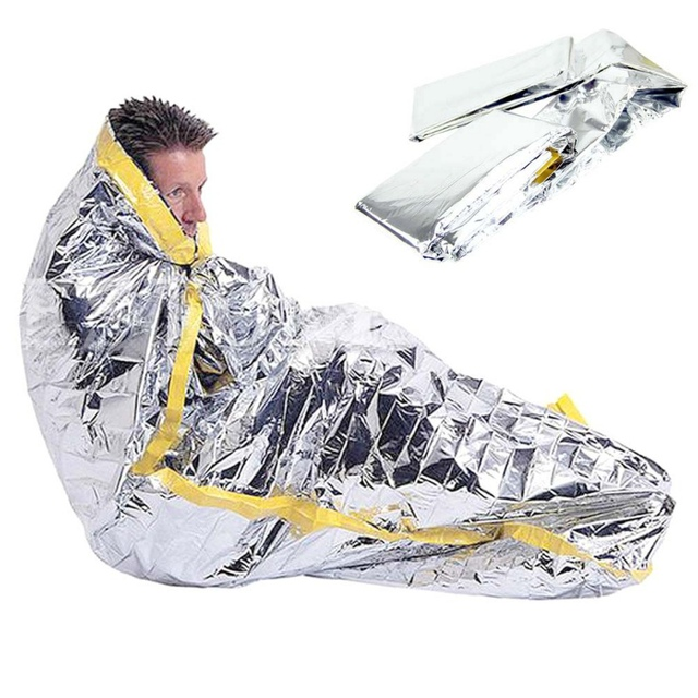 4 Layer Ultralight Emergency Survival Bag