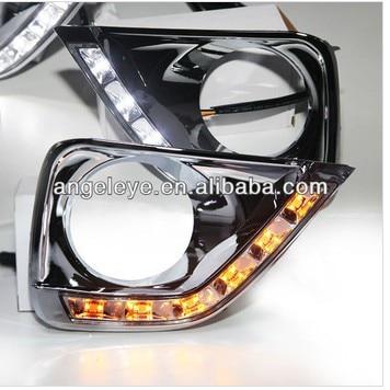 Vertiga Марк x 2 6шт изготовленный на заказ СИД DRL фары дневного света с LED поворотники v2 в 2010-2012 году
