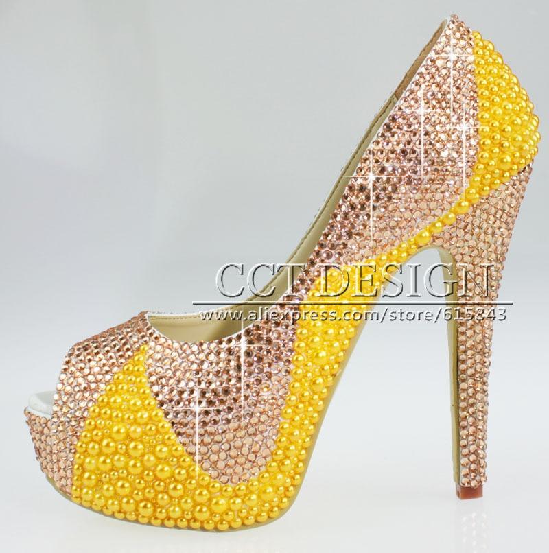 Popular Yellow Heels Wedding-Buy Cheap Yellow Heels Wedding lots