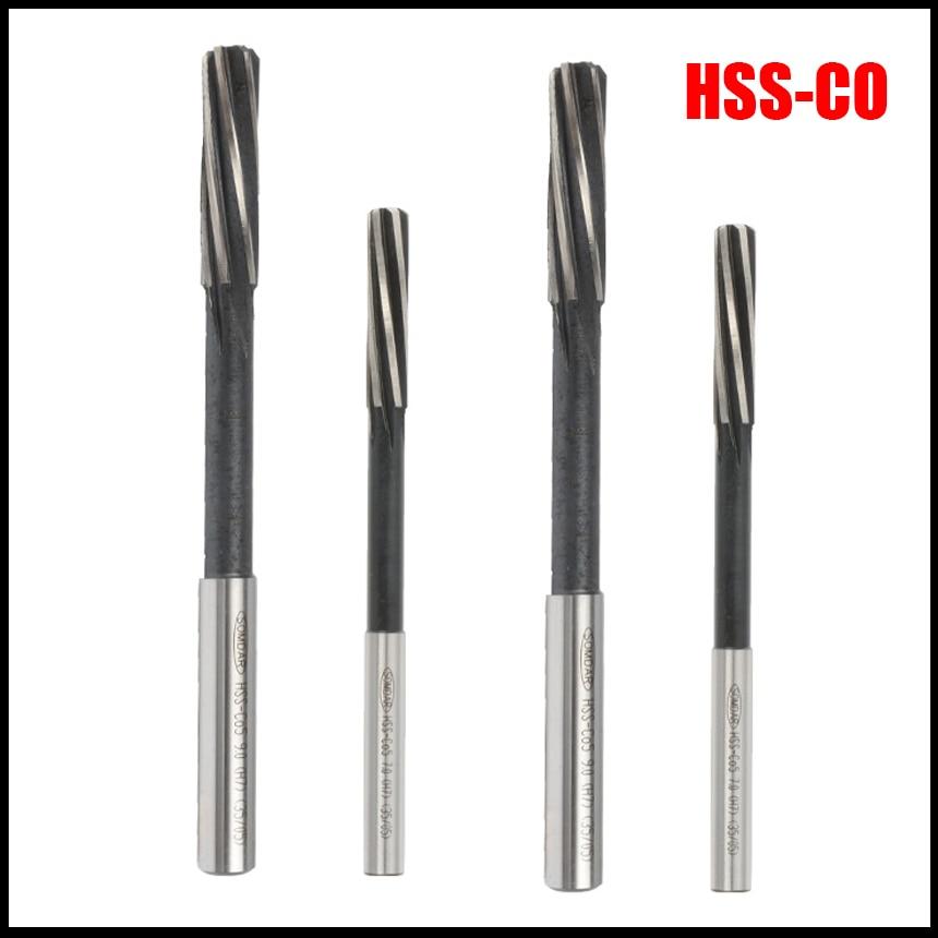 Cutter Dia 8mm 10mm 9mm 11mm 12mm HSS Parallel Shank End Mill Set
