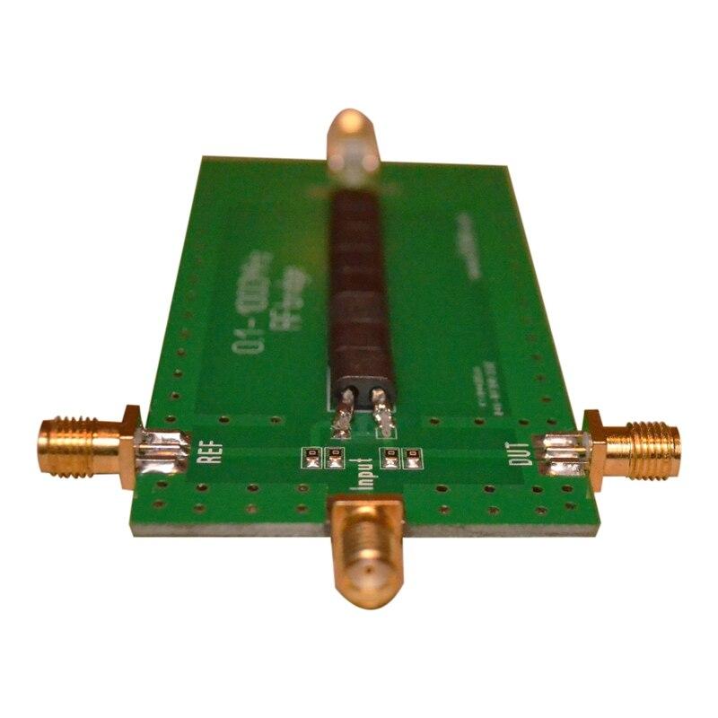 Ponte Rf 0.5-3000 Mhz, Vna Voltar Perda de Reflexão Ponte Swr Vswr Antena #