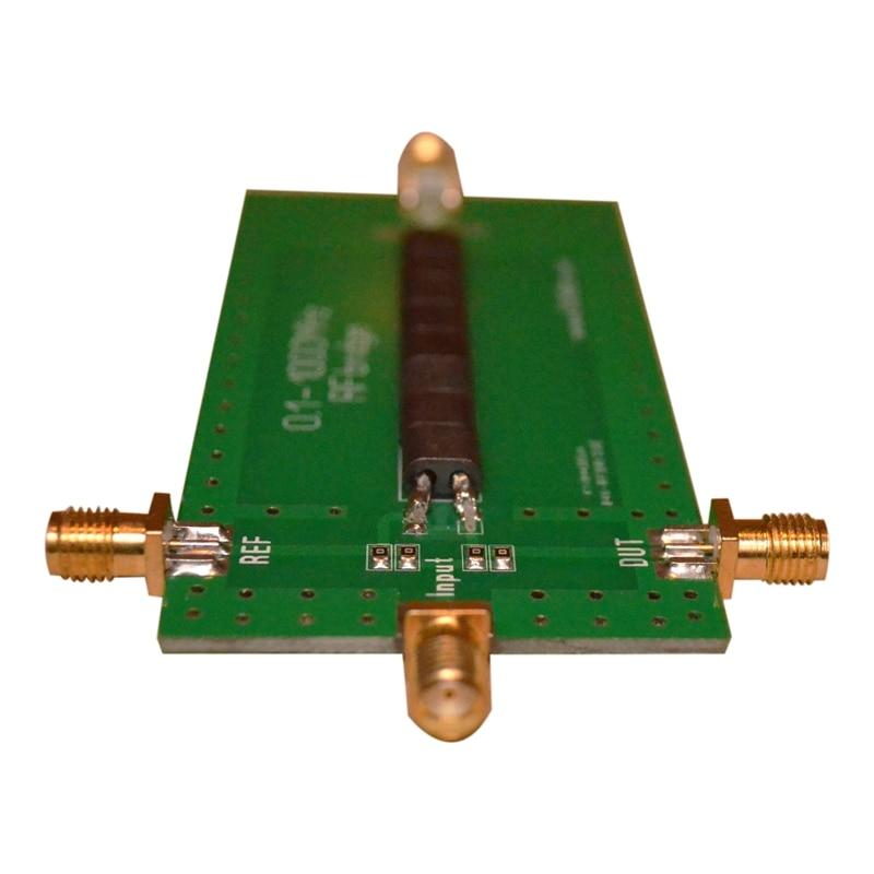 Rf Bridge 0.5-3000 Mhz,Vna Return Loss Vswr Swr Reflection Bridge Antenna #
