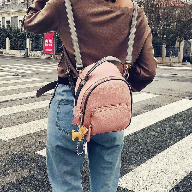 New EW50-53 Women's Drawstring PU Leather Backpack School bags Teenage Girls Backpacks for Women High quality ladies Bagpack swdf 2016 new british style women backpacks high quality pu leather ladies backpack women s hollow leaves bags 3 colors optional