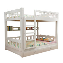 Box Furniture Madera Yatak Modern Room Ranza Matrimonio Meuble Maison Literas Mueble De Dormitorio Cama Moderna Double Bunk Bed(China)