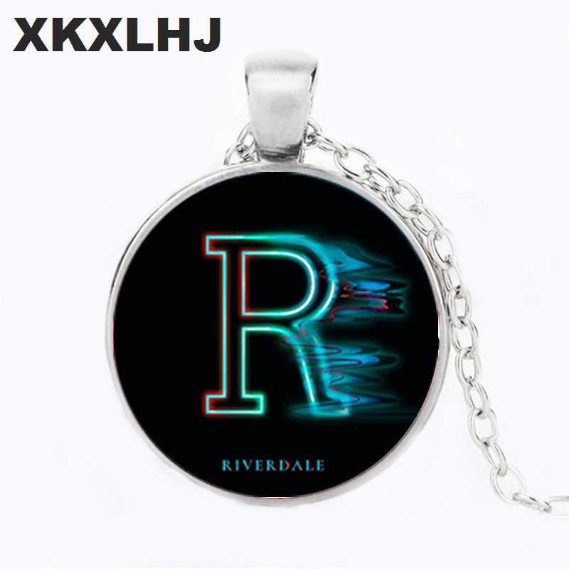 XKXLHJ シンプルな Riverdale カップル言葉ネックレスパンクヒップホップボーイチェーンステートメントネックレス女性メンズジュエリー