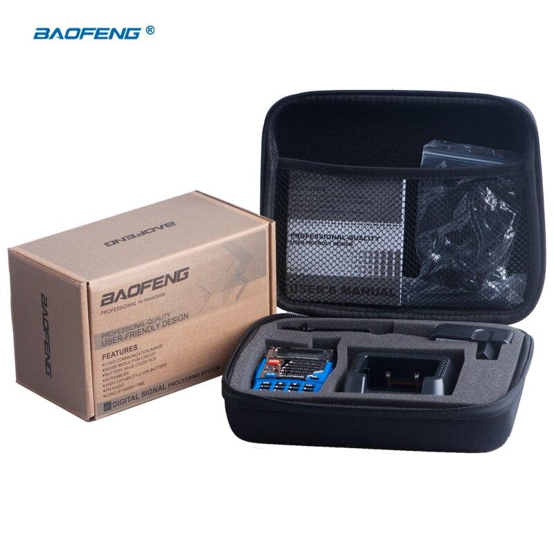 Radio Sac À Main Portable Talkie-walkie Sac Adapté pour Baofeng UV-5R 5RE Haute Qualité Talkie Walkie Accessoires