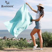 BLACKDEER Outdoor Microfiber Towel Camping Sport Swimming Beach Bath Towels Hand Face Body Antibacterial Hiking Travel Quick Dry