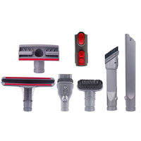 Vacuum Cleaner Part Accessories for Dyson V8 V7 V6 DC58 DC59 DC61 DC62 Replacement Dyson Handheld Durable Washable Brush Heads