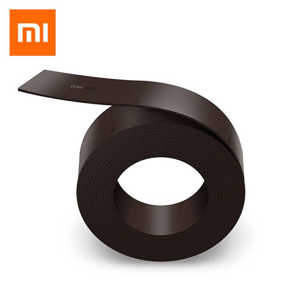 Original Xiaomi Mi Invisible Wall Sweeper Accessories For Xiaomi Mi Smart Robotic Vacuum Cleaner xiaomi mi robotic vacuum cleaner cute sticker xiaomi robotic vacuum cleaner protective film