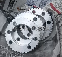 China wholesale cheap price aluminum 48 teeth T5 timing pulleys