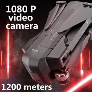 Image 3 - طائرة بدون طيار OTPRO مزودة بنظام تحديد المواقع مع كاميرا واي فاي بدقة 4K طائرة مزودة بجهاز للتحكم عن بُعد